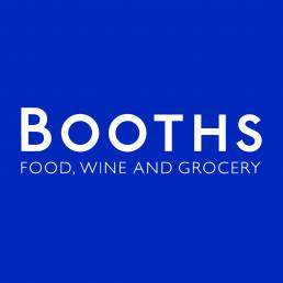 booths supermarket client blue whippet studio manchester graphic design agency
