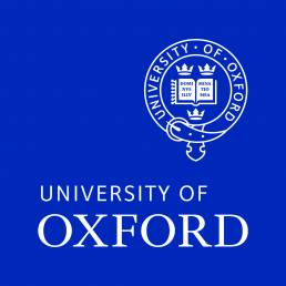 university of oxford client blue whippet studio manchester graphic design agency